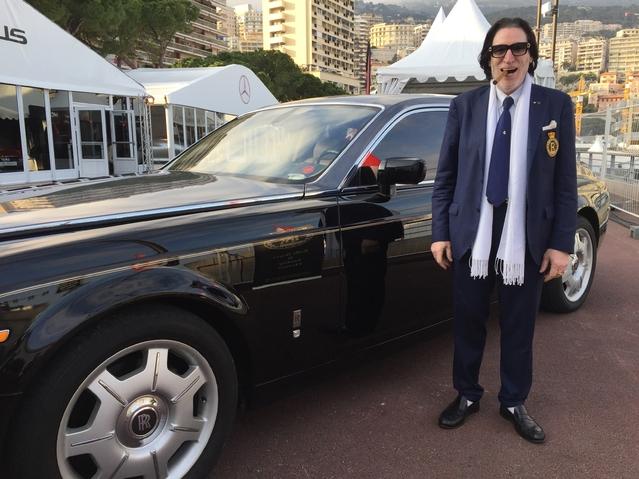 Salon de l'auto de Monaco: connaissez-vous Lord Eastleigh?