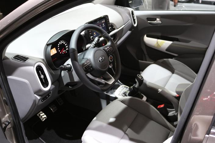 Kia Picanto X-Line : style SUV - vidéo en direct du salon de Francfort