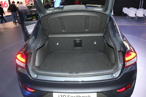 Hyundai i30 fastback : le coupé de Corée - vidéo en direct du salon de Francfort