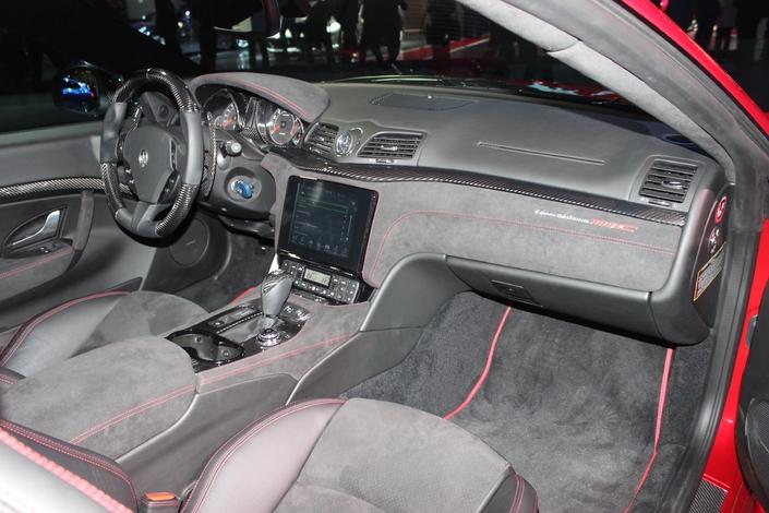 Maserati Granturismo restylée : vraiment ? - En direct du salon de Francfort 2017