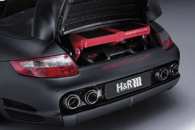 HR Gemballa Avalanche Roadster Porsche GT