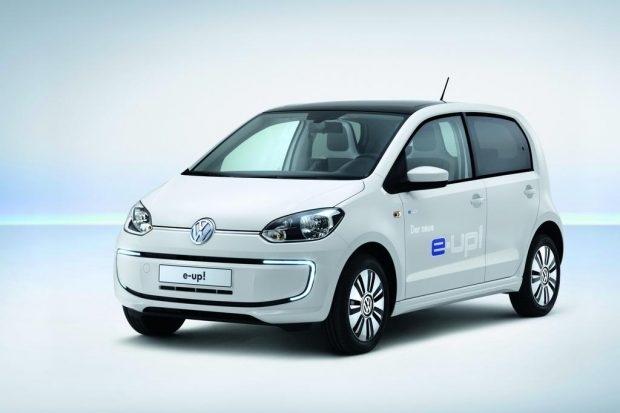 La très chère Volkswagen E-Up