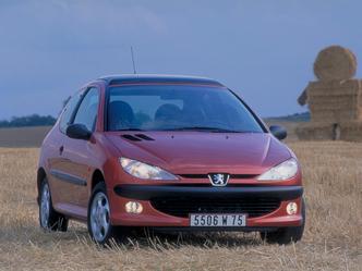 La Peugeot 206 originelle
