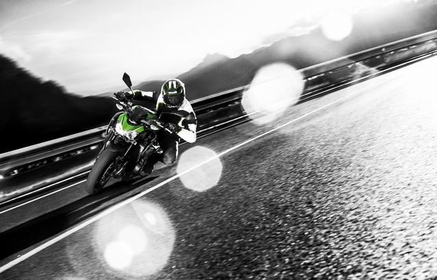 Kawasaki: une Z900 éligible au permis A2