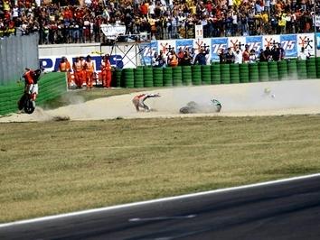 GP125 - San Marin: Iannone désavoué par son équipe