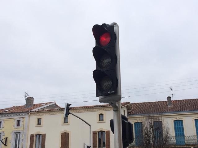 Sondage - Faut-il supprimer les feux rouges? (résultats)