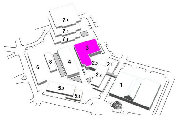 PGO: hall 3 - Guide des stands-