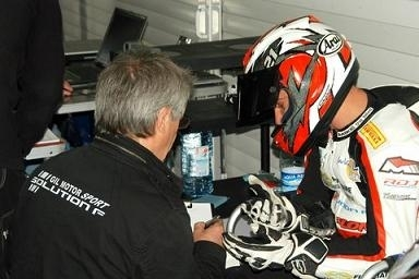 Interview exclusive Caradisiac Moto: Arnaud Vincent raconte son week end à Valence
