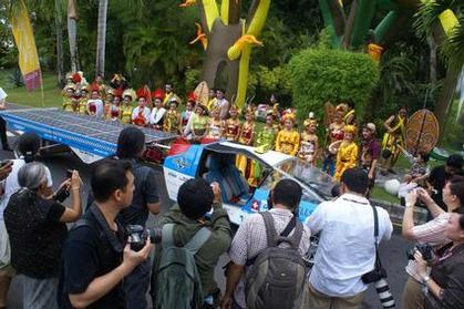 ONU/Conférence de Bali : entre transports écolos et compensation des émissions polluantes