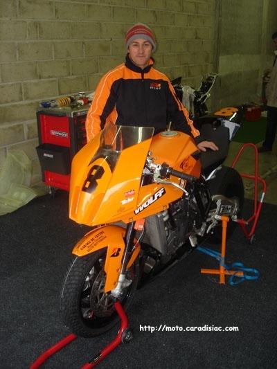 Superbike - KTM: La RC8 sur la grille en 2010... Au mieux !