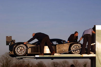 LMP1: la Lola Aston Martin roule!