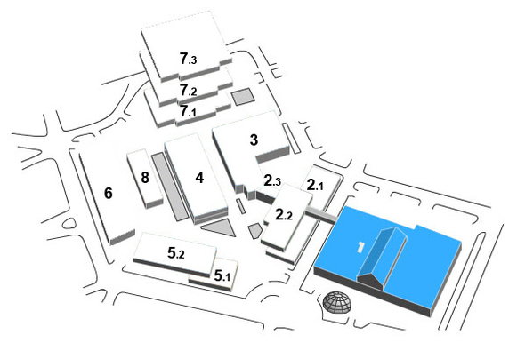 Guide des stands-Smart: hall 1