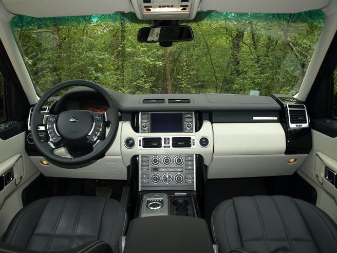 Essai - Land Rover Range Rover tdv8 : cru classé