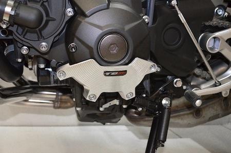 Top Block équipe la Yamaha MT-09