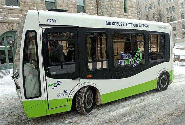 Canada : entre autobus électriques, hybrides ou au biodiesel, le coeur écolo balance