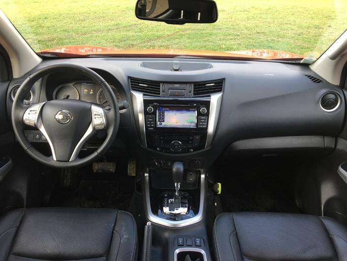 Essai vidéo - Nissan Navara AT32 : star du trek