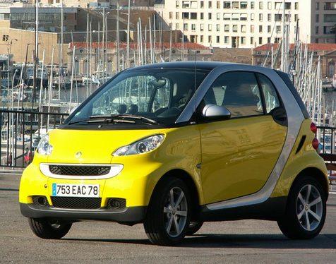 Essai - Smart Fortwo : Kart à puce