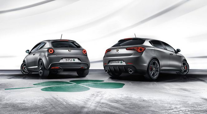 Toutes les nouveautés de Genève 2014 : Alfa Romeo Giulietta et MiTo Quadrifoglio Verde, le retour