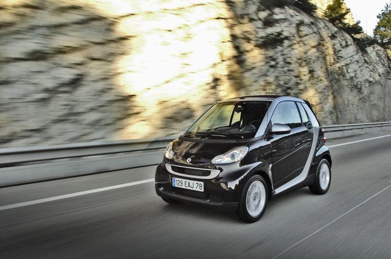 Essai Smart Fortwo Kart 224 Puce