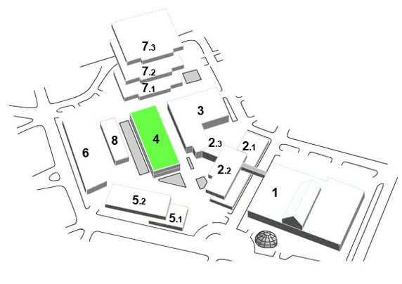 Guide des stands-Volkswagen: hall 4