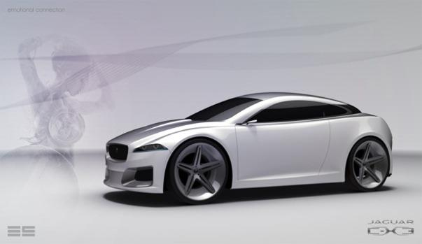 [design] Jaguar C-X3 concept par Sukhveer Sihra