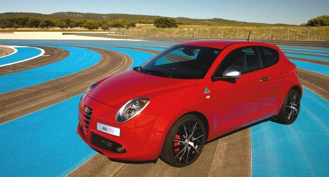 Alfa Romeo MiTo QV SBK Limited Edition, une auto qui célèbre la moto