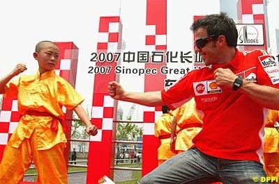Moto GP - Portugal: Une action des pilotes pour le Tibet ?