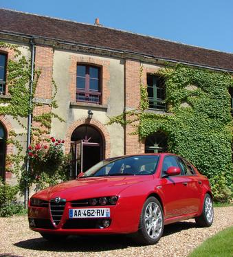 Essai - Alfa Romeo 159 1750 TBi : retour dans le futur