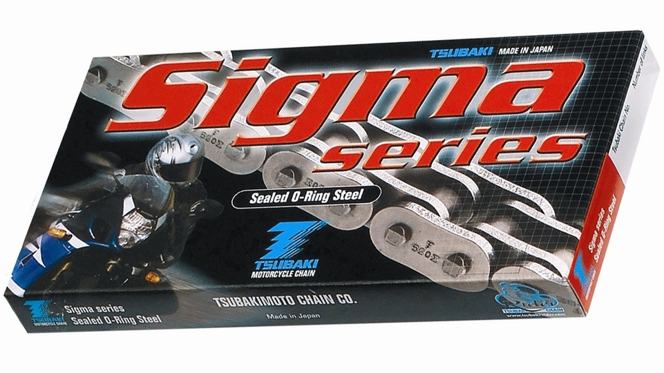 Bihr : Tsubaki, la Chaîne Sigma XRG