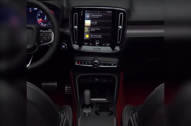 Surprise : le Volvo XC40 en fuite !