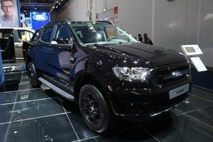 Le Ford Ranger, leader en Europe.