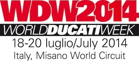 World Ducati Week 2014: les dates
