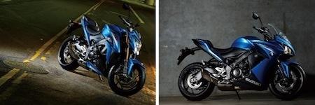 Suzuki rappelle ses GSX-S1000 et GSX-S1000F. 1 383 motos concernées