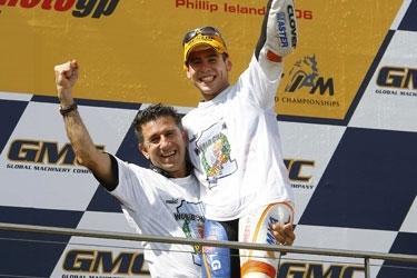 Moto GP - Portugal: Aspar Martinez prend langue avec Yamaha