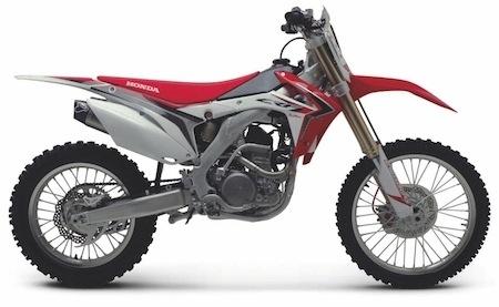 Termignoni: une ligne racing pour la Honda CRF250 (2014)
