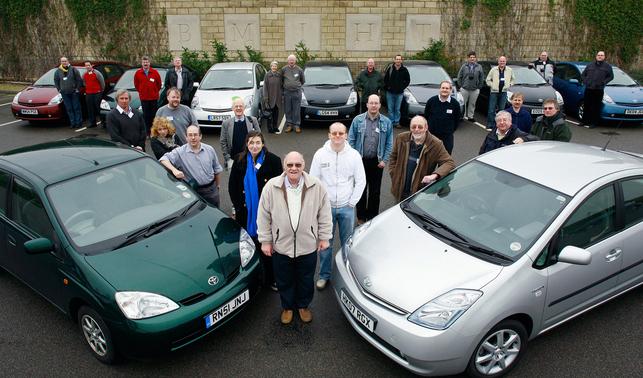 Royaume-Uni : Toyota UK souffle les 10 bougies pour la Prius, la star verte du pays