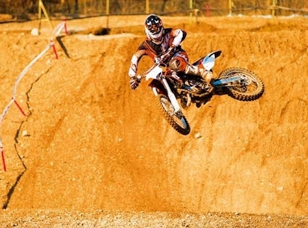 KTM: nouveautés cross pour 2012.