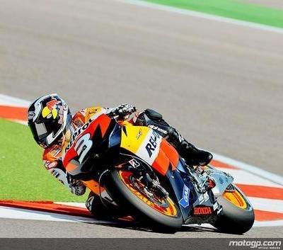 Moto GP - San Marin: Pedrosa impuissant
