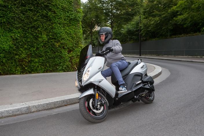 Peugeot Scooters : les Citystar arrivent bientôt en Euro4