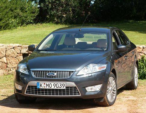 Essai - Ford Mondeo III : familiale ou grande routière ?