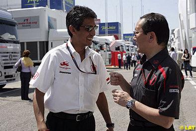 Formule 1 - Super Aguri: Ca se décide en ce moment au Japon