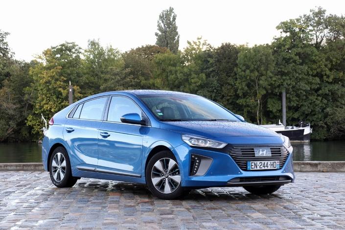 Essai – Hyundai Ioniq Plug-In: nouvelle référence