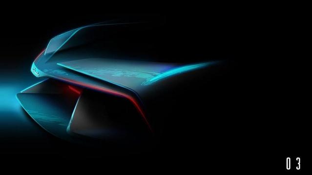 Salon de Genève 2017 : la supercar à turbine Techrules arrive enfin