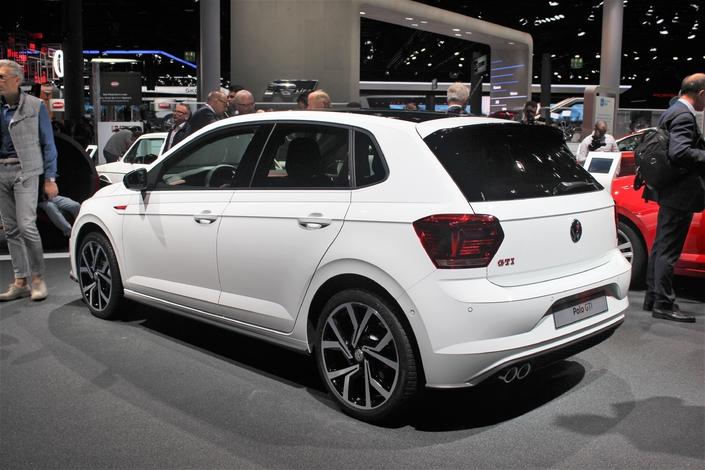 Volkswagen Polo GTI : encore plus énervée - En direct du salon de Francfort 2017