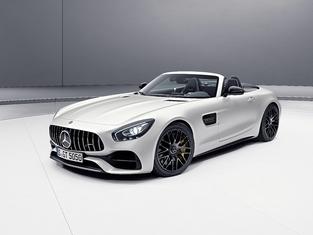 Salon de Genève 2017 : Mercedes : trois séries spéciales pour les 50 ans d'AMG