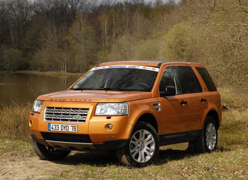 essai land rover freelander ii td4 le meilleur suv. Black Bedroom Furniture Sets. Home Design Ideas