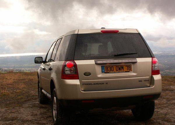 essai land rover freelander ii td4 le meilleur suv compact diesel. Black Bedroom Furniture Sets. Home Design Ideas