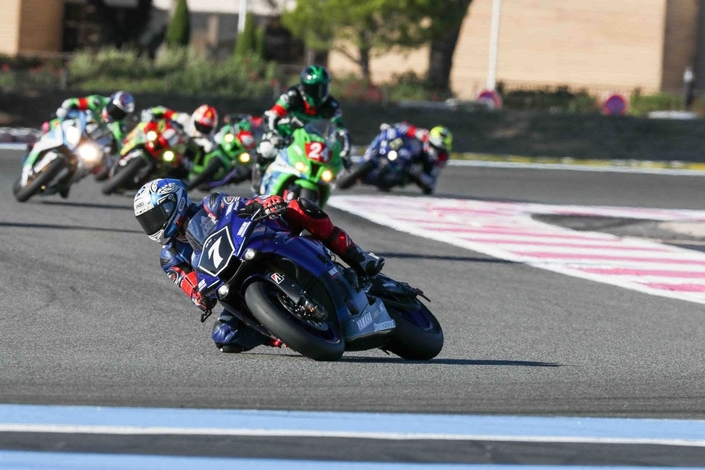 Bol d'Or 2017: le SRC Kawasaki décroche la pole