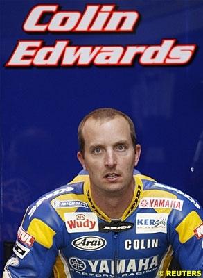 Moto GP - Portugal D.2: Edwards mène la meute Michelin