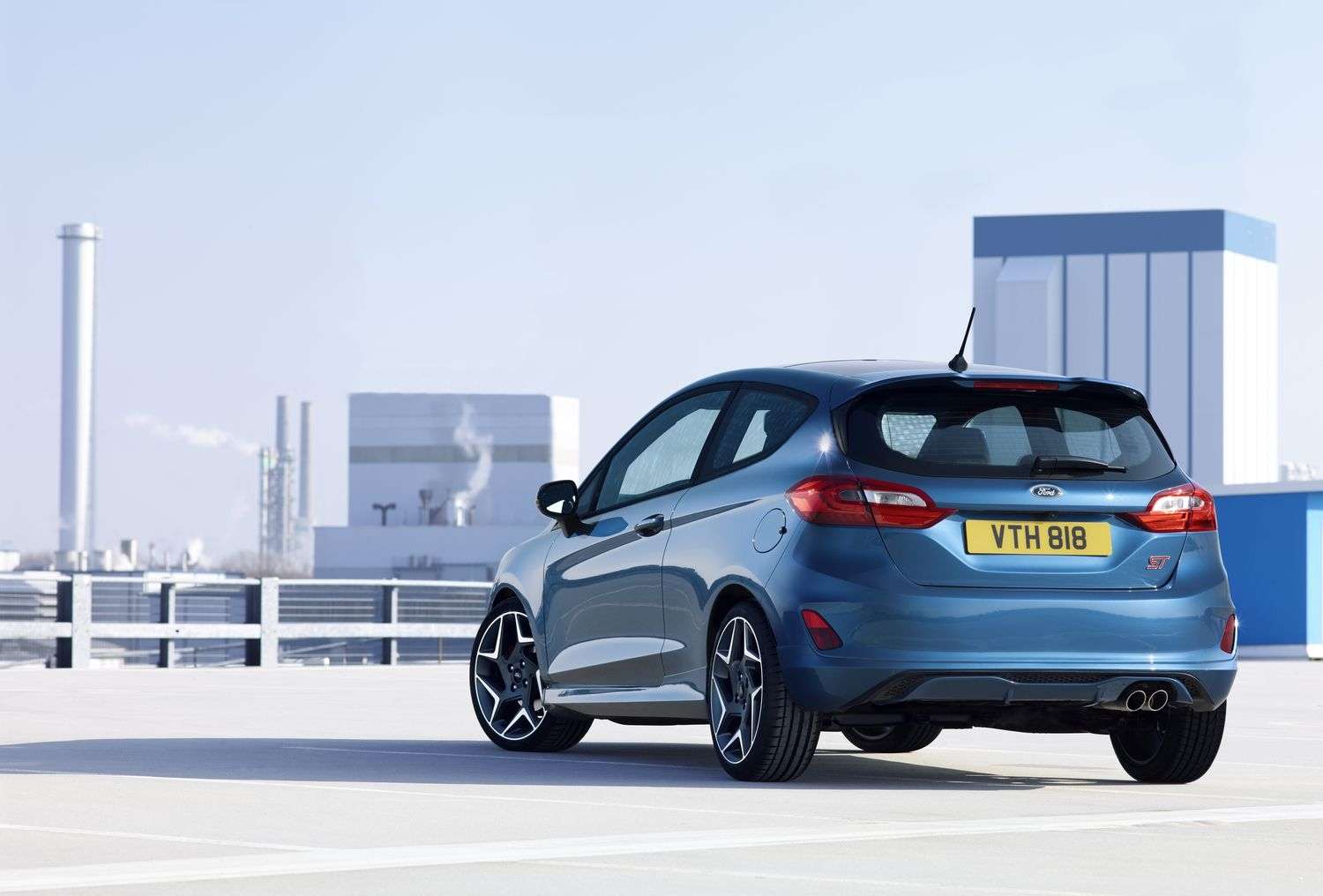 Ford Fiesta ST: un moteur trois cylindres Ecoboost
